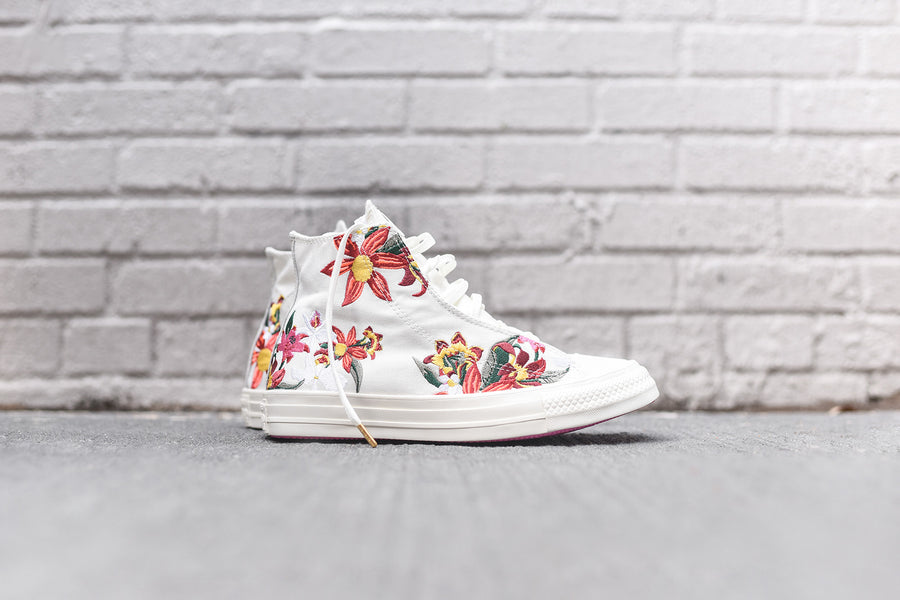 Converse x Patbo WMNS Chuck Taylor All Star Hi - White / Floral