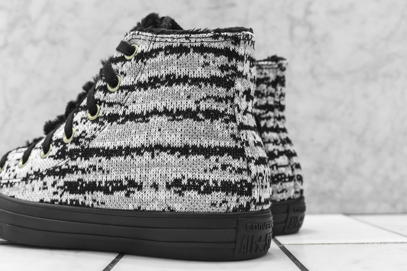 Converse WMNS Chuck Taylor All Star Hi - Black / Grey