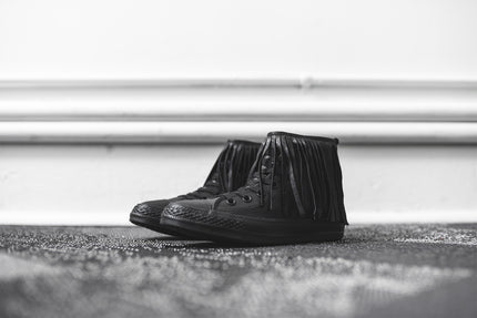 Converse WMNS Chuck Taylor All Star Fringe - Black