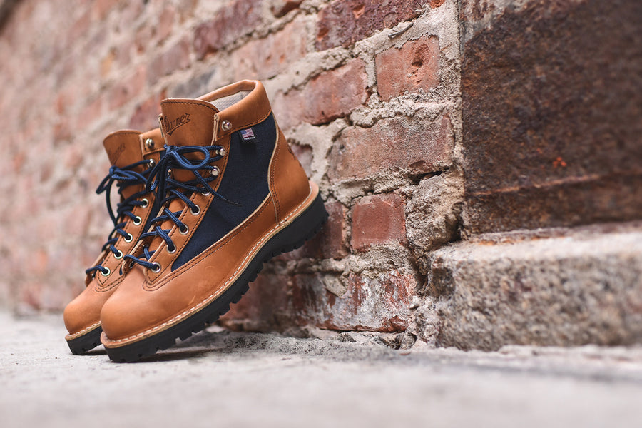 Danner WMNS Light Cascade - Navy
