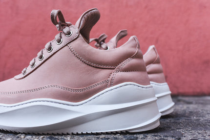 Filling Pieces Low Top Sky - Nude