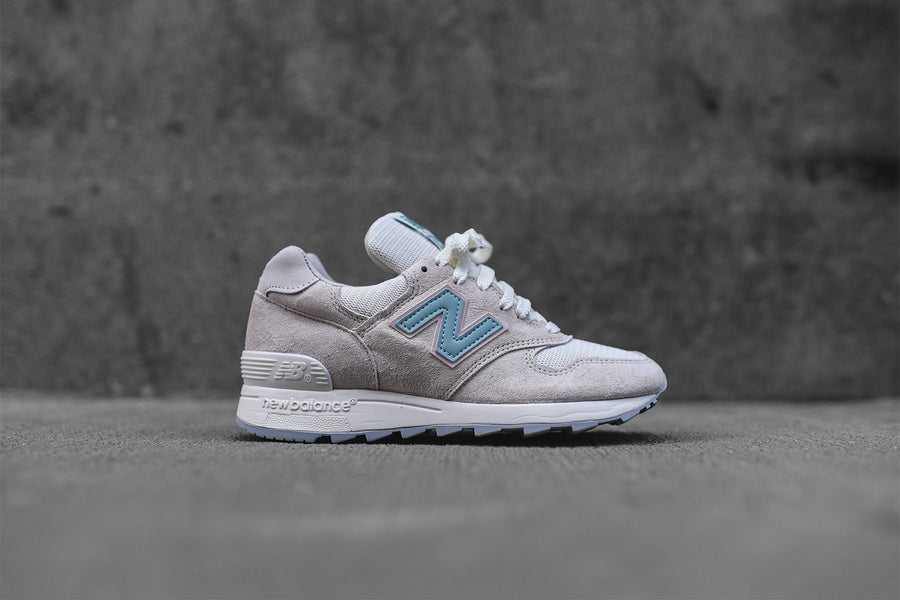 New Balance WMNS 1400 - Grey / Blue