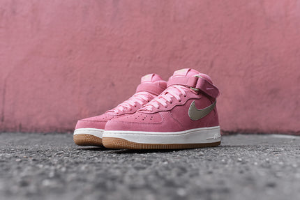 Nike WMNS Air Force 1 Mid '07 - Pink
