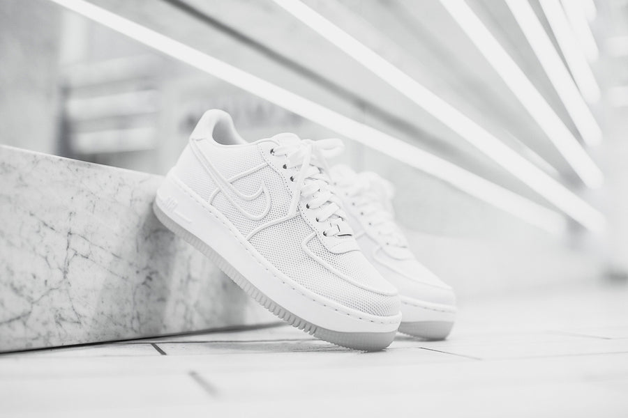 Nike WMNS Air Force 1 Low Upstep - Triple White