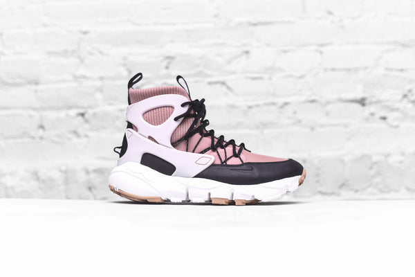 Nike WMNS Air Footscape Mid Utility - Pink / Black