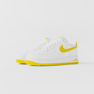 Nike WMNS Air Force 1 '07 - White / Bright Citron