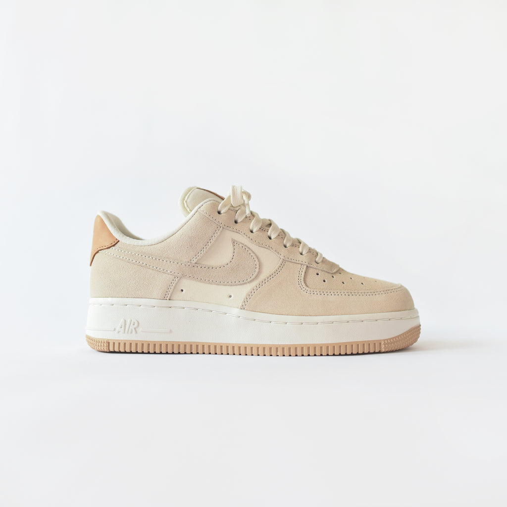 info for 4e49b d5738 Nike WMNS Air Force 1 07 PRM - Pale Ivory  Summit – Kith