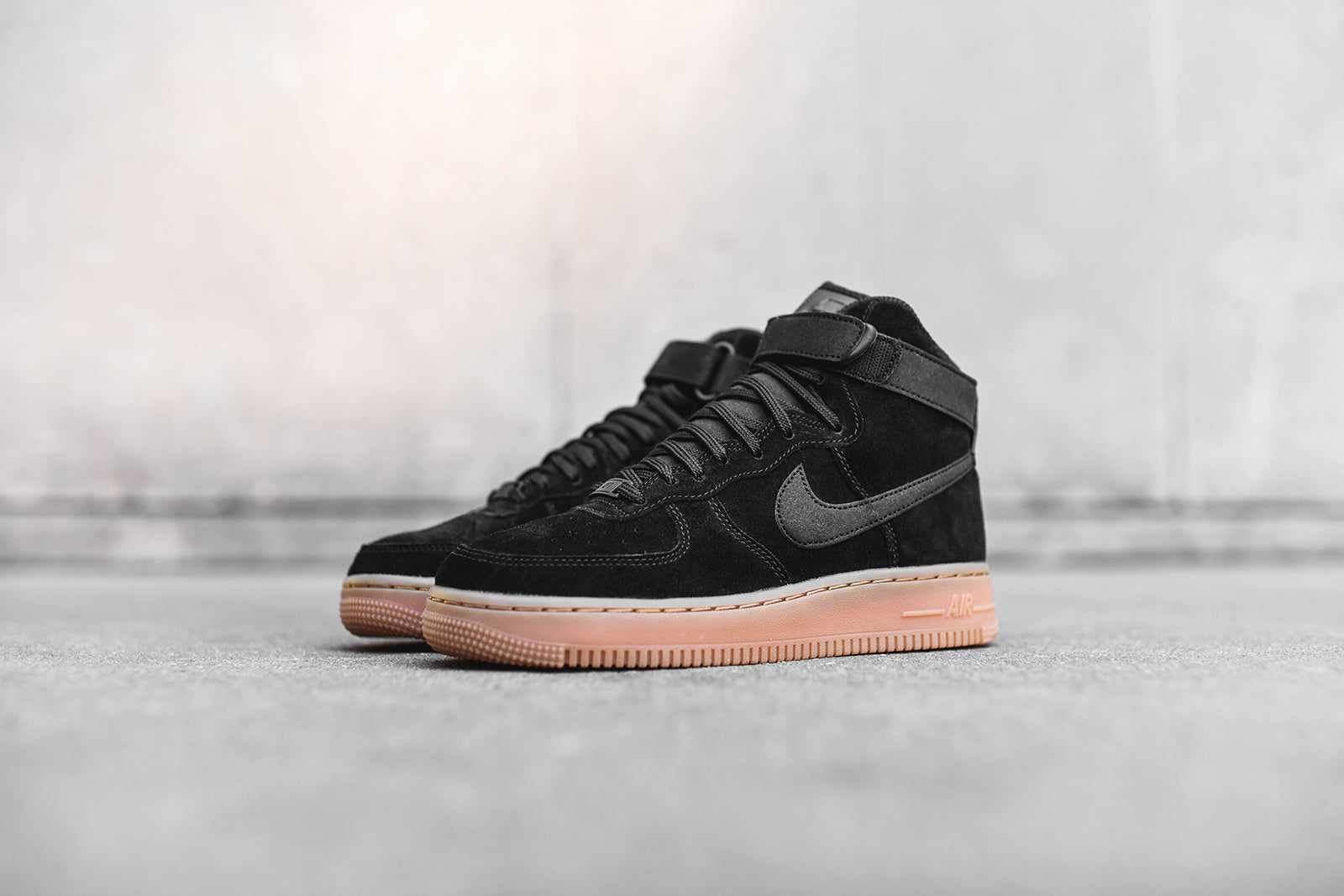 black gum air force 1 junior