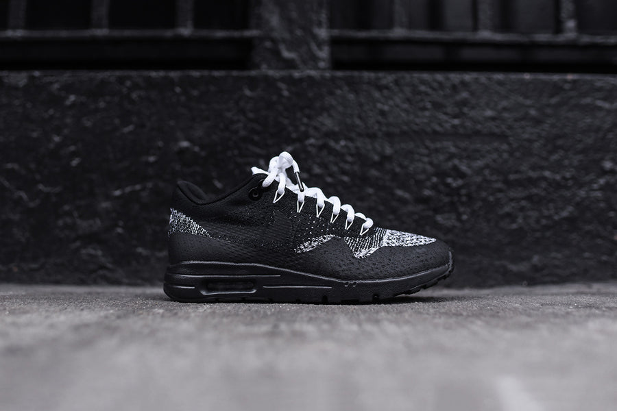 Nike WMNS Air Max 1 Ultra Flyknit - Black / Anthracite / White