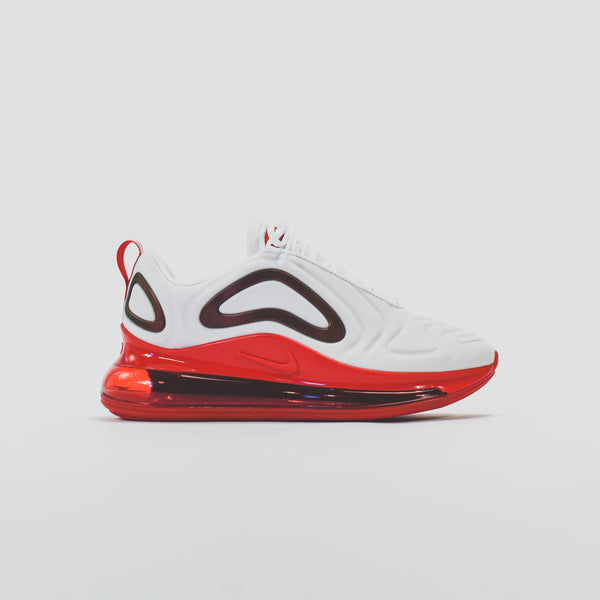 Nike WMNS Air Max 720 SE White Gym Red 6.5