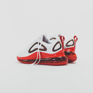 Nike WMNS Air Max 720 SE - White / Gym Red