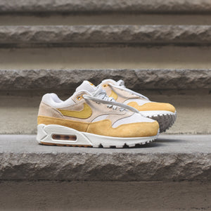 58927330797 Nike WMNS Air Max 90 1 - Guava Ice   Wheat Gold   Summit White – Kith