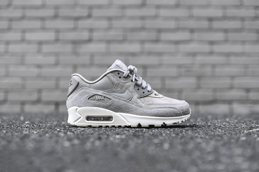 Nike WMNS Air Max 90 - Cobblestone / White