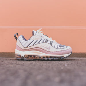 Nike WMNS Air Max 98 - Summit White / Violet Ash / Cool Grey