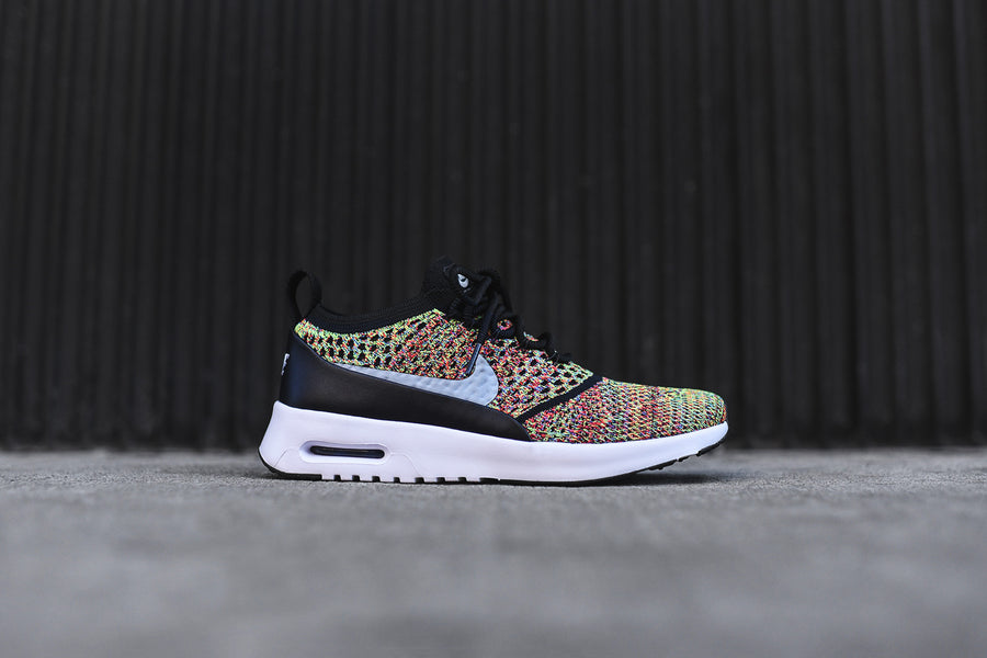 Nike Air Max Thea Flyknit - Multi / Black