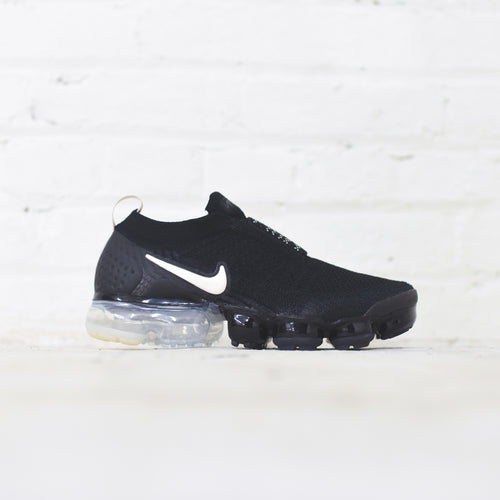 Nike WMNS Air VaporMax Flyknit Moc 2 - Black / Light Cream / White