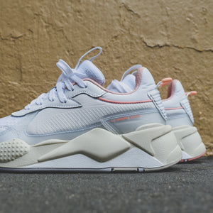 499065f0b8e712 Puma WMNS RS-X Tech - White / Peach Bud – Kith
