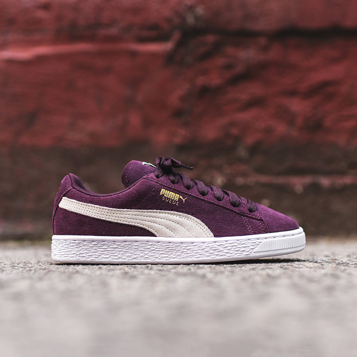 Puma WMNS Suede Classic - Purple / Off White