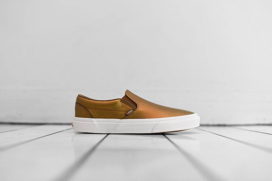 Vans WMNS Classic Slip-On - Bronze