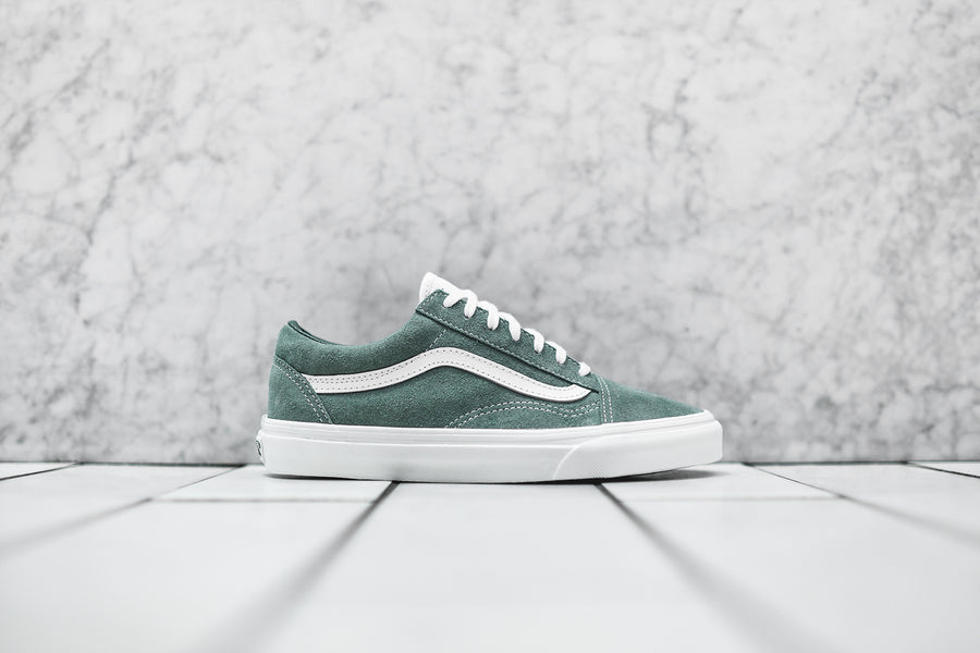 Vans WMNS Old Skool - Sea Spray / True White