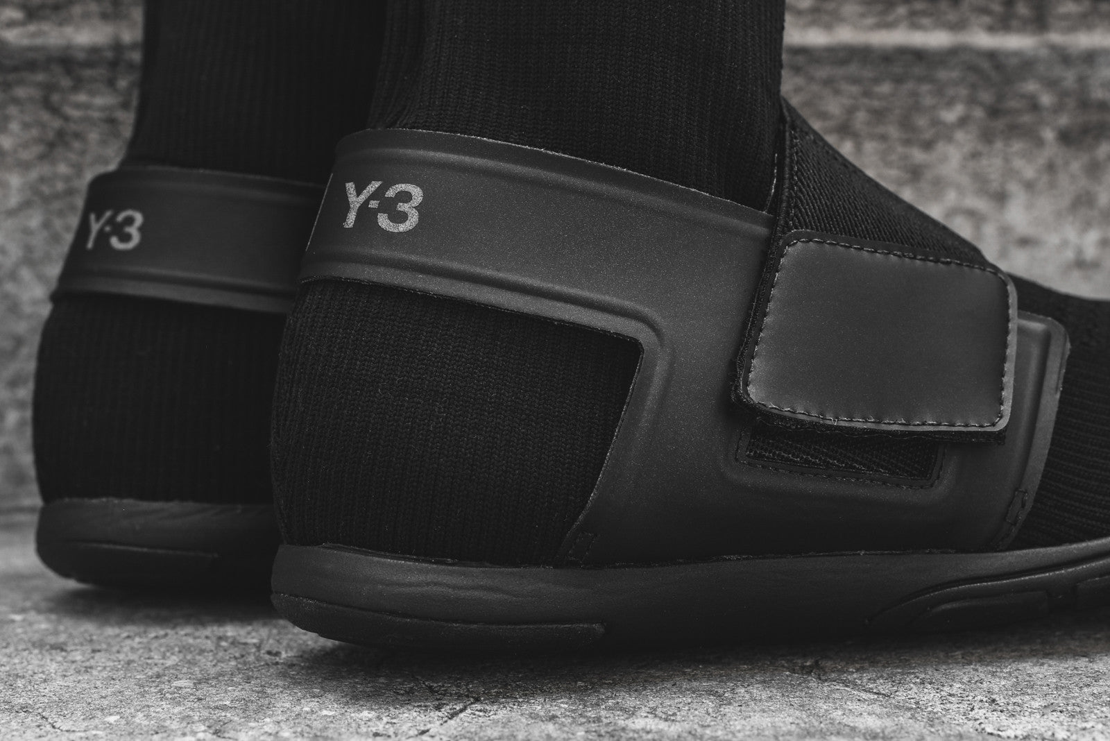 Y-3 SPORT WMNS Compression Knit - Triple Black