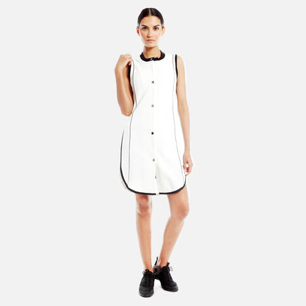 Kith Harper Dress - White
