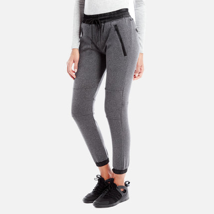 Kith Bleecker Sweatpant - Charcoal