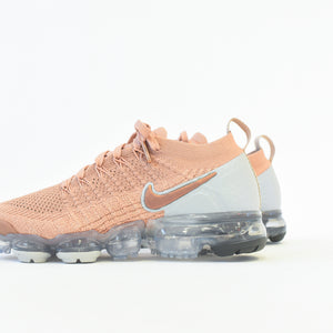 best website f3ac6 cff3f Nike WMNS Air VaporMax FK 2 - Rose Gold / Bio Blue – Kith