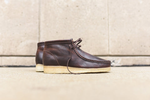Clarks Wallabee Boot - Rust