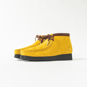 Clarks x Wu Tang Wallabee Boot Suede - Yellow