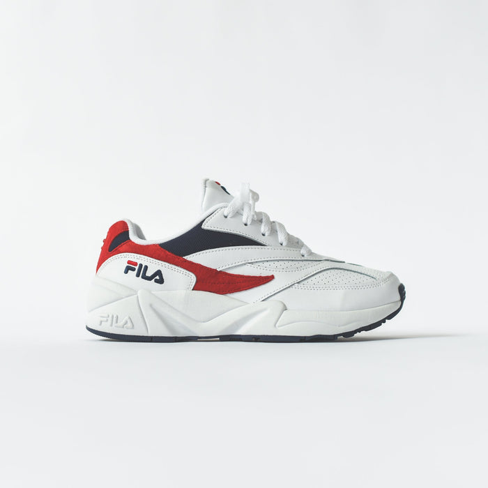 Fila V94M - White / Red / Navy