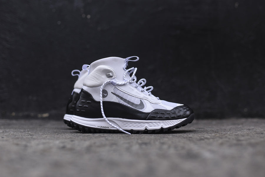 Nike Air Zoom Terra Sertig '16 - White / Reflect Silver / Black