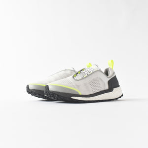 adidas by Stella McCartney WMNS Supernova Trail - White / Solar Yellow / Black Image 3