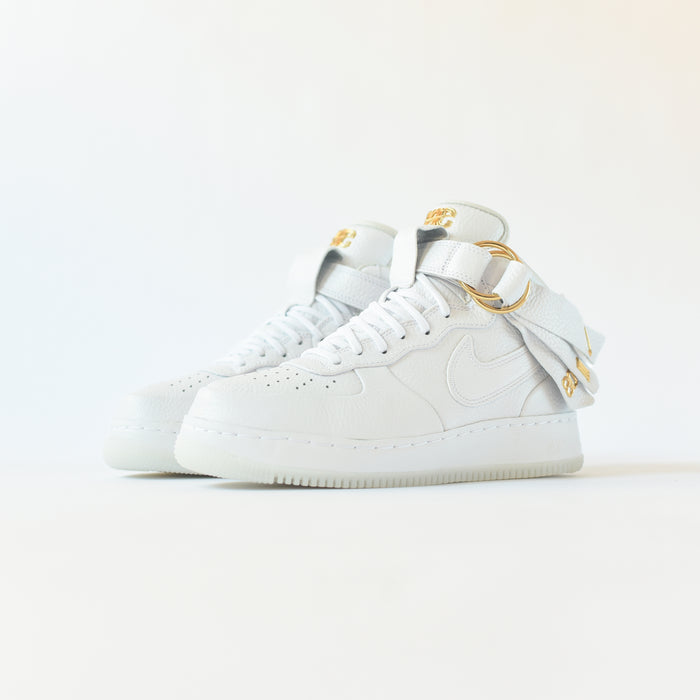 Nike x Victor Cruz Air Force 1 Mid CMFT - White