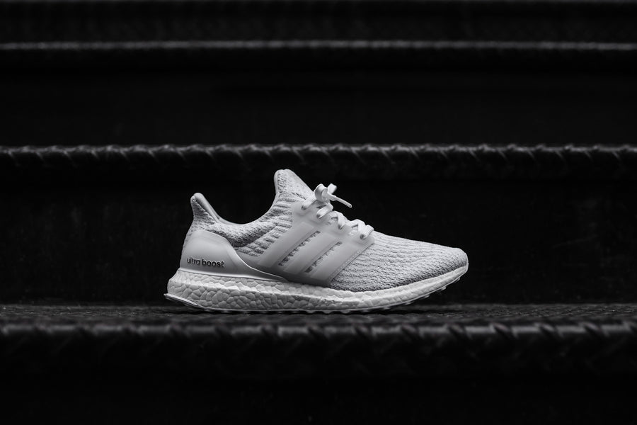 adidas Ultra Boost 3.0 - White