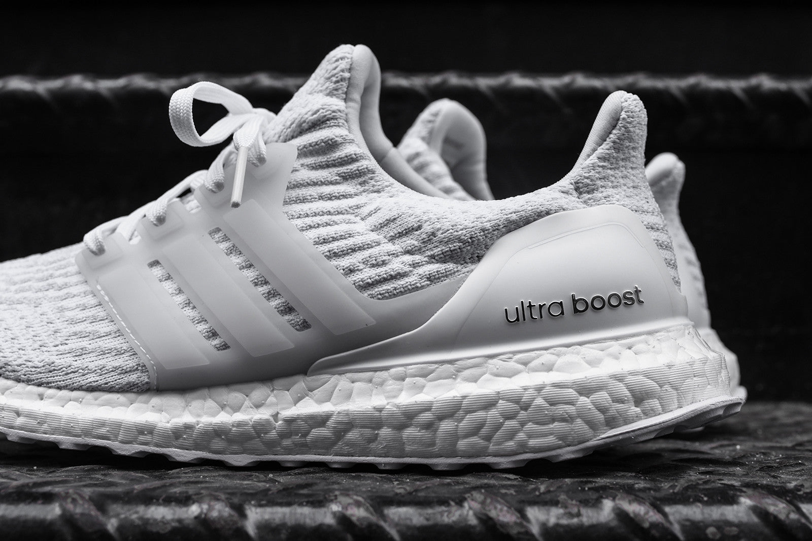 adidas WMNS Ultra Boost 3.0 - White