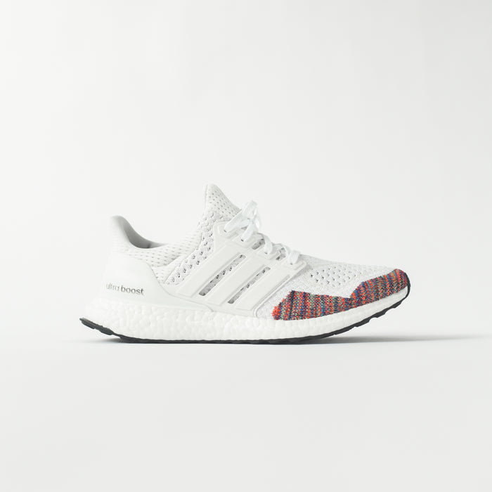adidas Originals UltraBoost - White / Multitoe