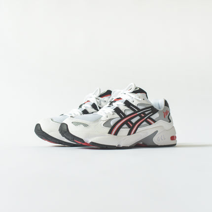 Asics Gel-Kayano 5 OG Stone - White / Black