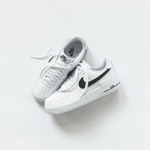 Nike Air Force 1 '07 3 White Black 3