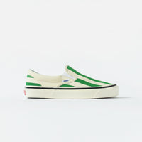 Vans Classic Slip-On 98 DX Anaheim Factory - OG White / Green Thumbnail 1
