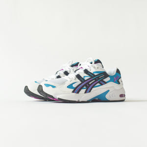 Asics Gel-Kayano 5 OG Stone - White / Midnight