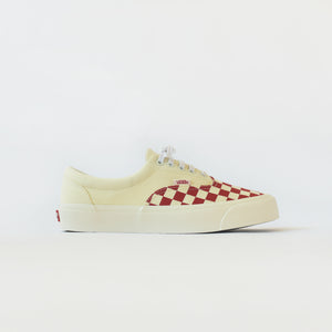 Vans Era CRFT - Podium / Checkerboard / Racing Red