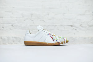 Maison Margiela Replica Painter Low - Off White / Paint