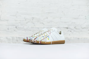 Margiela Replica Painter Low - Off White / Paint