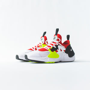 brand new e9118 eedc2 Nike Huarache E.D.G.E. - Txt White  White  University Red
