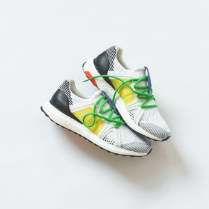 adidas by Stella McCartney WMNS UltraBoost - White / Black / Fresh Lemon