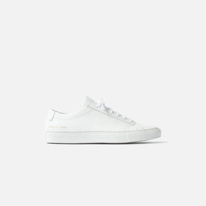 Common Projects WMNS Original Achilles Low - White