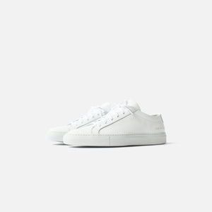 Common Projects WMNS Original Achilles Low - White Image 4
