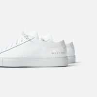 Common Projects WMNS Original Achilles Low - White Thumbnail 5