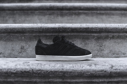 adidas Consortium x Wings + Horns Gazelle 85 - Black / White